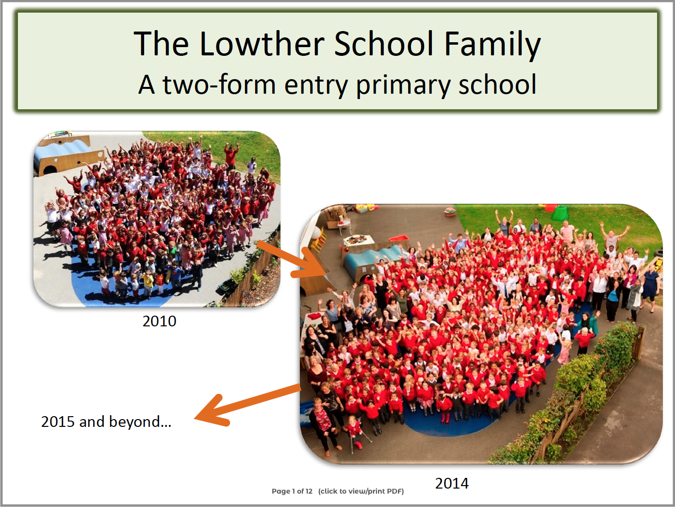 Lowther Mixing Pres for Parents PDF link