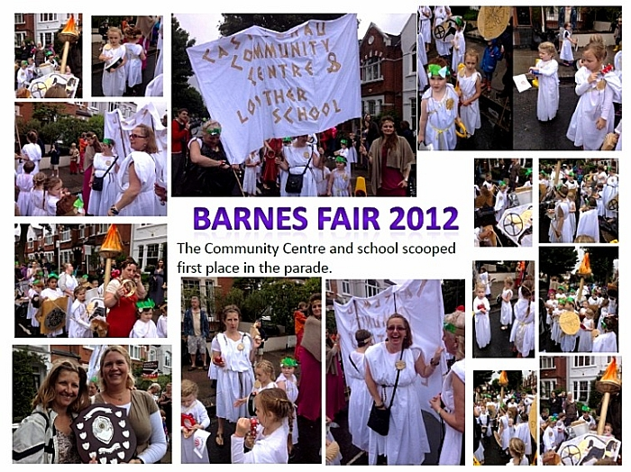 Barnes Fair 2012 Photos
