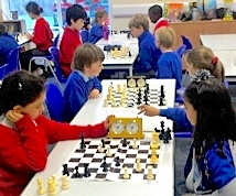 Chess Club Photo