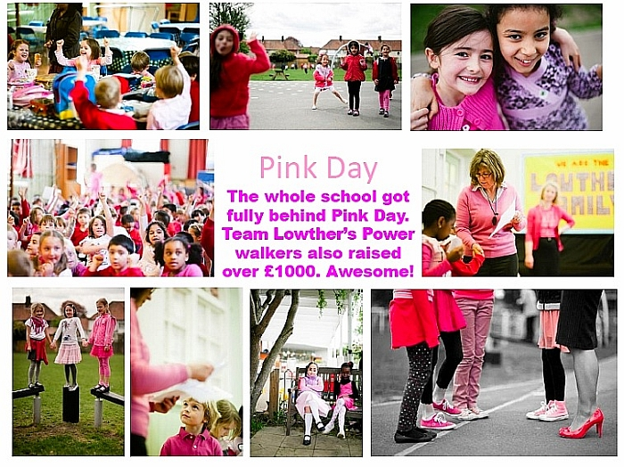 Pink Day 2012 photos
