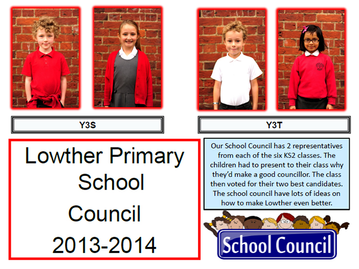 LSF School Council 1