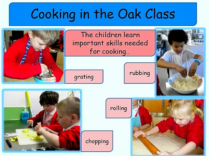Oak Cooking Photos