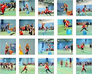 Sportshall Athletics 2017 Photos Link