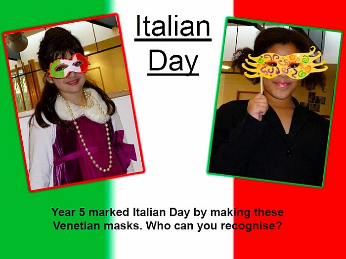 Italian Day Photos